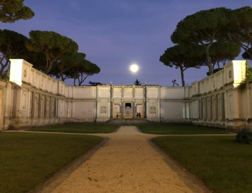The ghosts of Rome